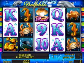 Dolphins Pearl - 1st SLOT   Игровые автоматы