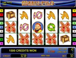 Marko Polo Casino Games